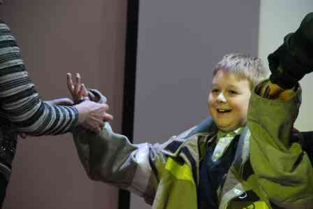 Тренинг пожарной безопасности