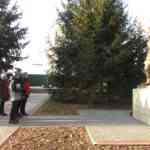 3 декабря в День Неизвестного солдата в школе прошел урок памяти.
