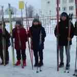 Подведены итоги лыжных соревнований 11 февраля.