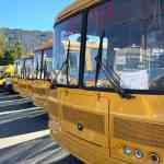 Школьный автопарк Бондарской школы пополнил новый автобус марки «ПАЗ»