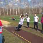 Спортивно — образовательная игра «Защитники,вперед!»