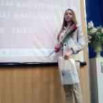 Ученица нашей школы Николаева Анастасия — призер олимпиады школьников ТГУ им. Державина