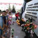 22 июня в ЛДП «Родничок»прошла памятная линейка, посвященная Дню памяти и скорби.