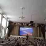 Прошла встреча  военных артиллеристов с ребятами из ЛДП «Родничок» .