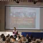 Состоялась школьная линейка,посвященная Всероссийскому  Дню трезвости.