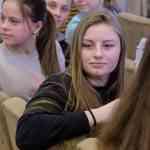 Юные журналисты посетили образовательное занятие в областной медиашколе